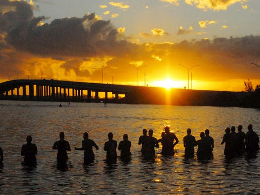 Battle of the Bridges Triathlon