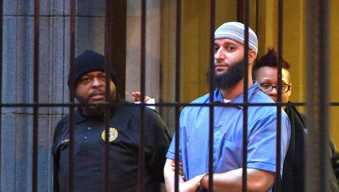 """Adnan Syed's story was widely publicized in the 2014 """"Serial"""" podcast, which cast doubt on his guilt and inspired armchair investigators."""