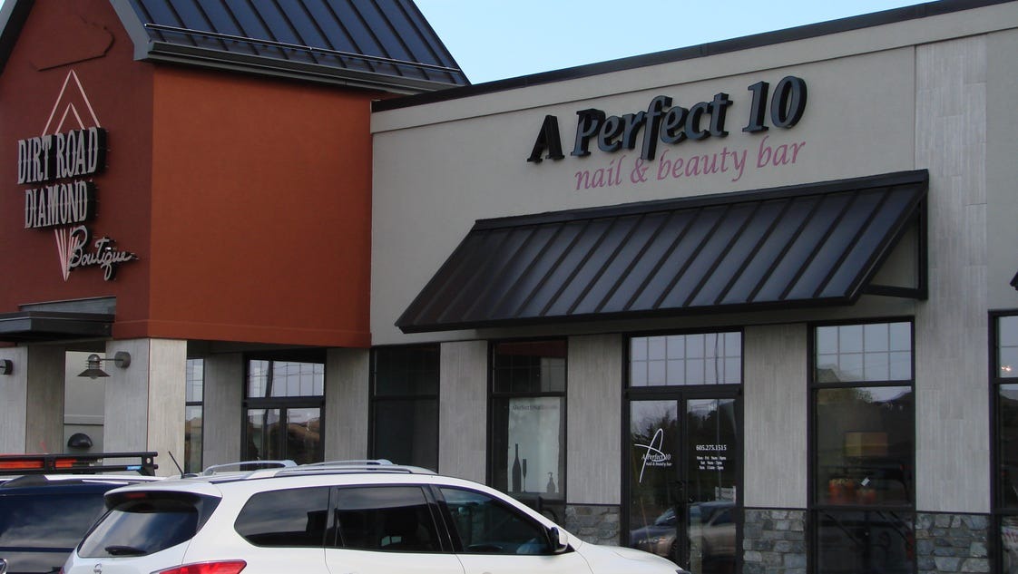 A perfect 10 salon opens may 31 for A perfect 10 nail salon rapid city