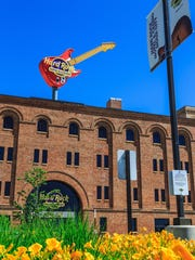 Hard Rock Hotel & Casino in Sioux City.
