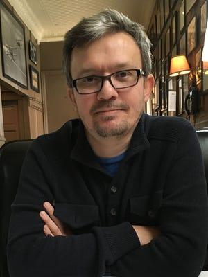 Fedja Buric, is an assistant professor of history at Bellarmine University in Louisville.