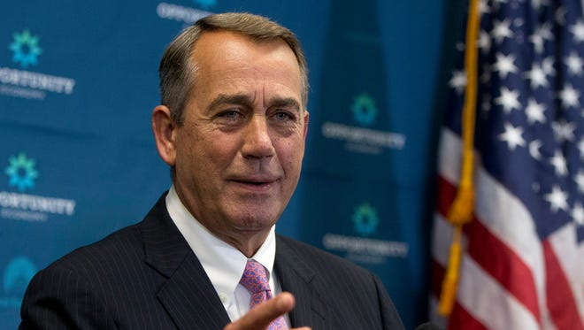 "Former House speaker John Boehner says his thinking on marijuana has ""evolved,"" prompting him to join the New York-based cannabis company Acreage Holdings."