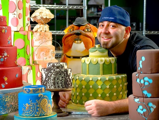 Ace Of Cakes Star Duff Goldman On Holiday Baking Ahead Thursday Visit