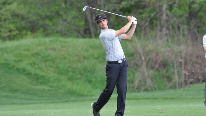 Fernando Barco leads a veteran Purdue men's golf team in 2016-17.