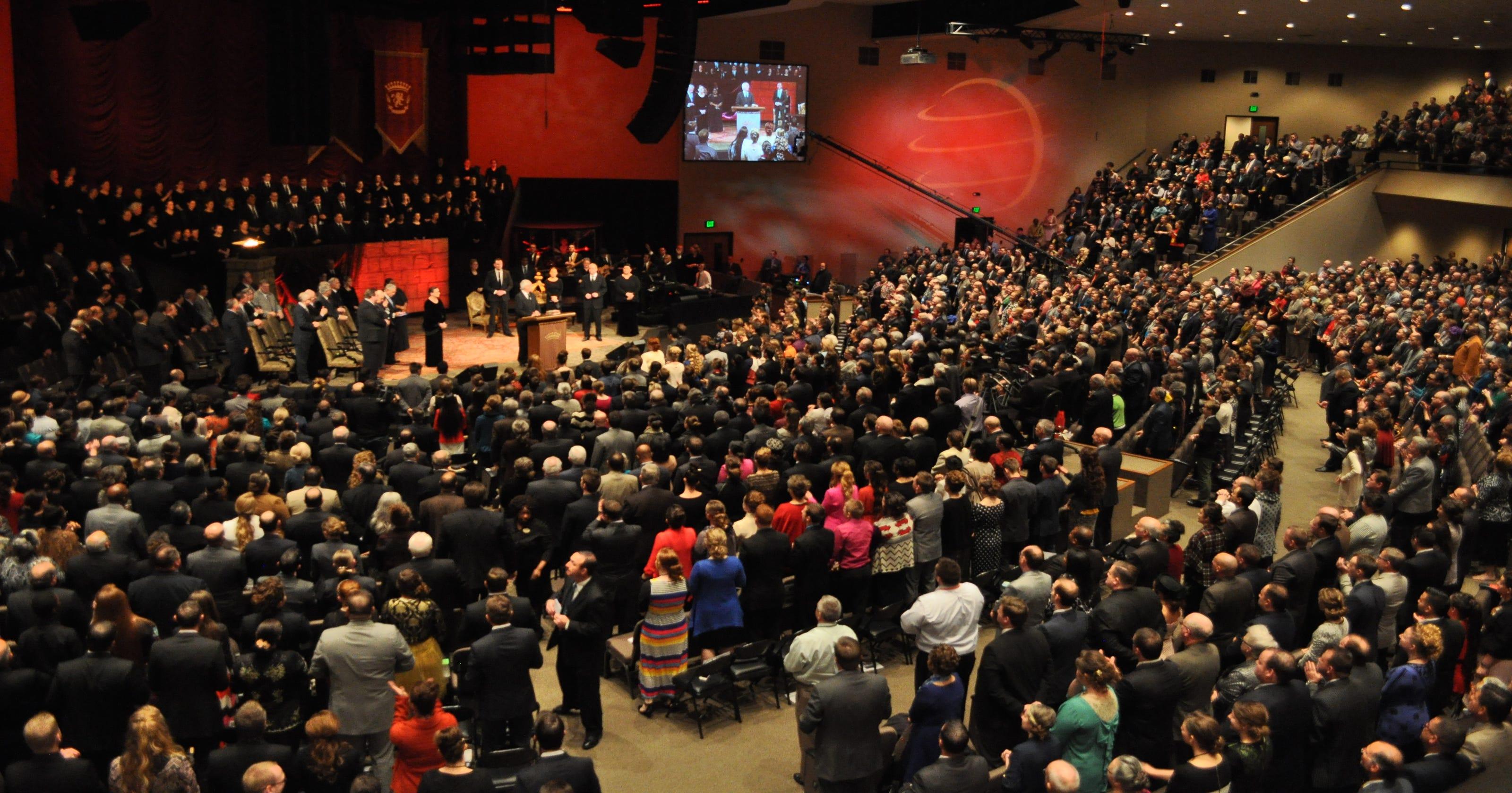 Over 3,000 attending Alexandria Pentecostal gathering