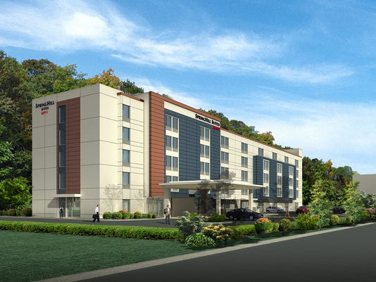 Tuckahoe hotel rendering