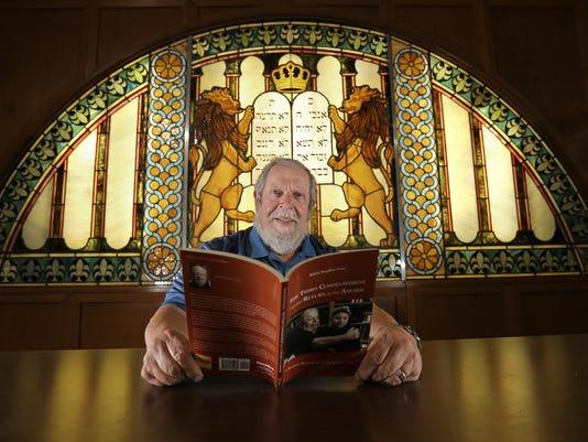 El Paso Rabbi Stephen Leon