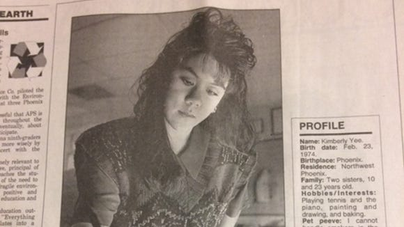 When Sen. Kimberly Yee, R-Phoenix, was a student journalist at her high school newspaper in the early 1990s, a story she wrote about drug dealing in the school parking lot was spiked.