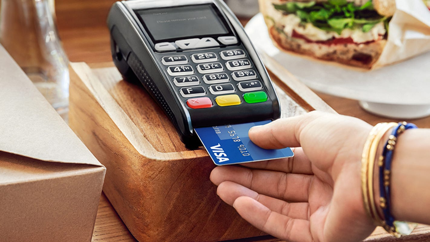 With new chip credit cards on way here\'s what consumers need to know