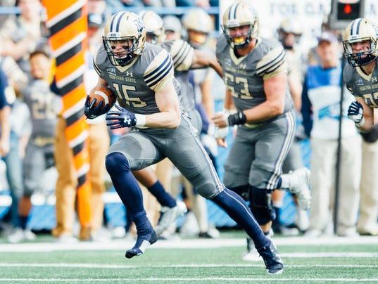 NCAA Football - Montana State vs Portland State