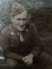 Pfc. Wayne Clark was killed by a sniper in Germany