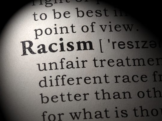 definition of Racism