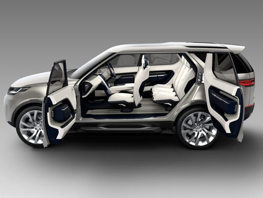 Land Rover To Create Family Of Discovery Suvs