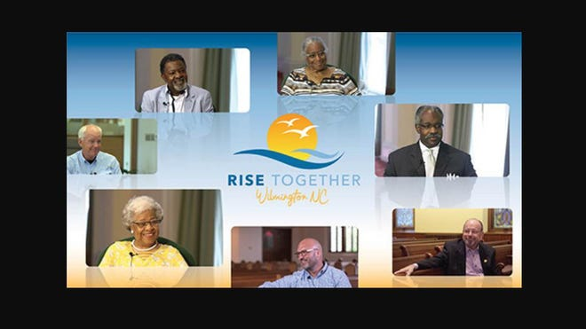Mayor Bill Saffo held a series of conversations with Wilmington community leaders to discuss how we can Rise Together and continue improving the Port City. Video is available at WilmingtonNC.gov/RiseTogether