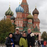 Arizona travelers feel welcome in Russia