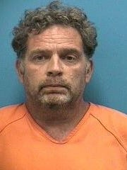 Kevin Arbour, 50, was charged with multiple accounts of aggravated assault with a deadly weapon.