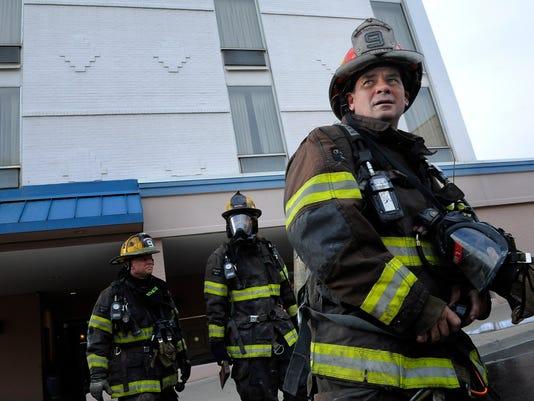 NAS-hotel fire