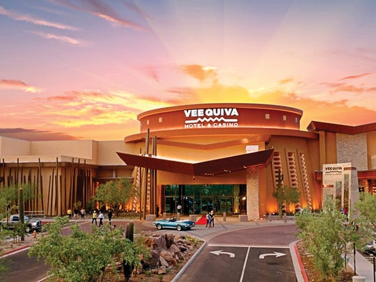 Vee Quiva Hotel & Casino | This $135 million property opened in 2013, replacing a casino built in 1994. The new venue has an open and airy gambling floor.