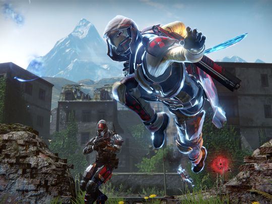 """An image from """"Destiny: The Taken King."""""""