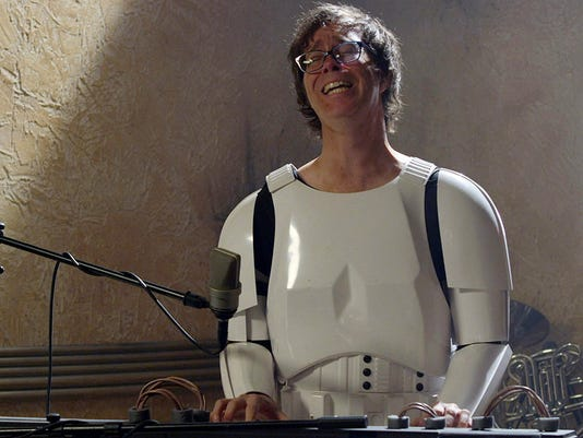 "Ben Folds as a ""Star Wars"" Imperial Stormtrooper"