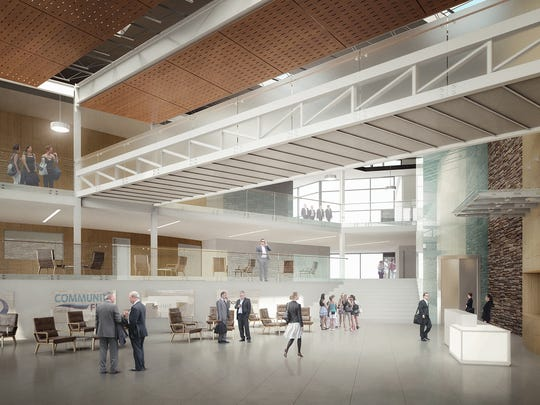 CORE Design Group will provide design and construction services for Carlisle Construction Materials' new executive center.