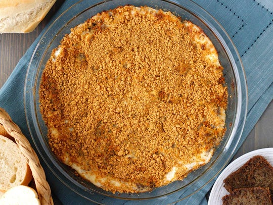 Delaware Scrapple Dip -- a dip just for The First State.