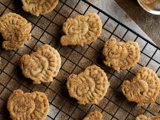 Folks in the West searched online for bizcochitos, the Mexican cinnamon-anise cookies.