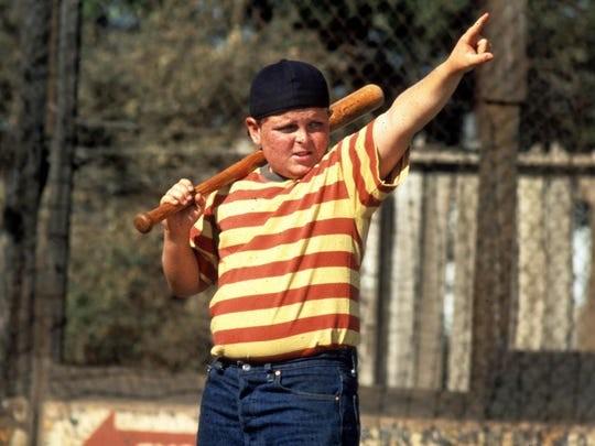 """The Sandlot"" is getting a 25th anniversary showing this week."