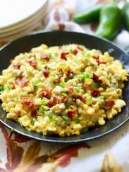 Easy Spicy Southern Corn Casserole is versatile and