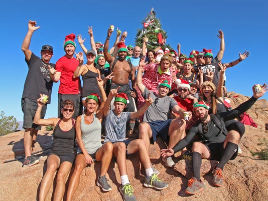 Camelback Christmas tree