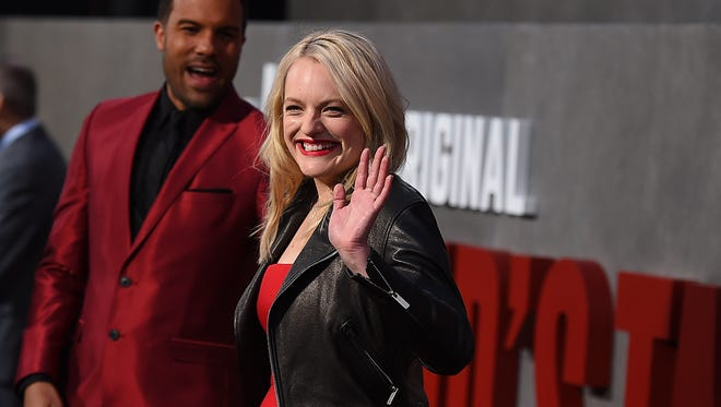 Elisabeth Moss knows what's up.