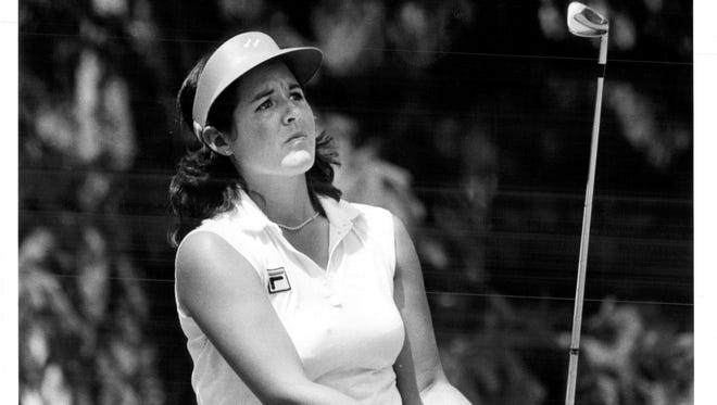 Nancy Lopez is a former champion of the LPGA's LKO event, held in Hershey for many years. Former LPGA greats could play a tournament at Lebanon Country Club next summer if sponsors are secured.