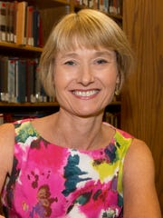 Professor Kristin Kalesm, appointed the Charles Hartsock