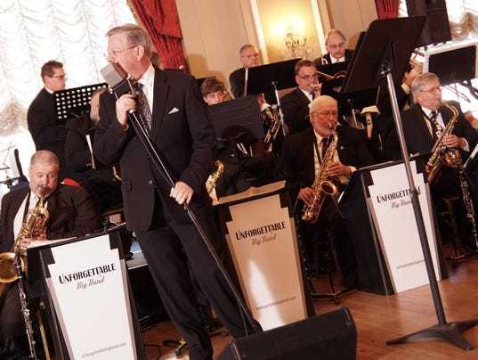 A big band tribute to frank sinatra at ylt for Franks theater york pa