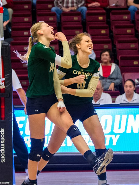 NCAA Volleyball: Colorado State vs Loyola Marymount