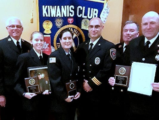 ELM 1121 KIWANIS FIREFIGHTERS