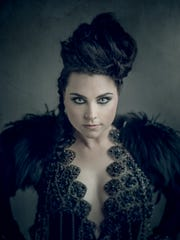 Evanescence singer Amy Lee.