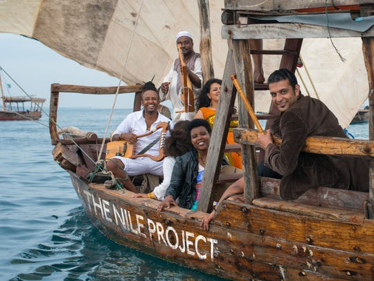 The Nile Project performs over the next few weeks in Burlington, Middlebury and Hanover, N.H.