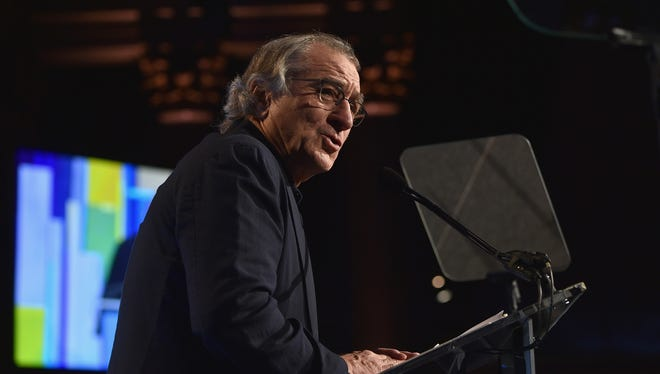 Oscar-winning actor Robert De Niro reversed himself Saturday, announcing that 'Vaxxed' would not be screened at the Tribeca Film Festival.