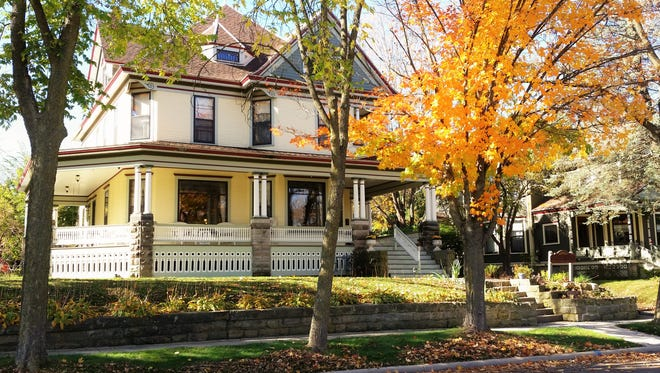 The Victorian Dreams Bed & Breakfast is housed in an 1890s Victorian home in Lodi.
