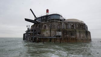 Spitbank Fort: This 19th-century naval defense base-turned-eight-room luxury hotel lies on a private island that's one mile off England's south coast. Reached only by a private boat, getting there is tricky — but it's worth the trip. During their stay, guests will be greeted with a rooftop hot tub, fire pit, sauna and possibly even the ghost of Henry, a soldier who was accidentally killed on site.
