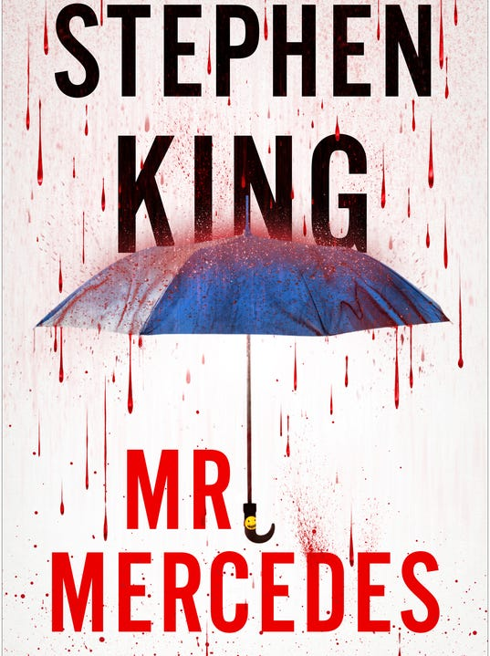 Mr.Mercedes Book