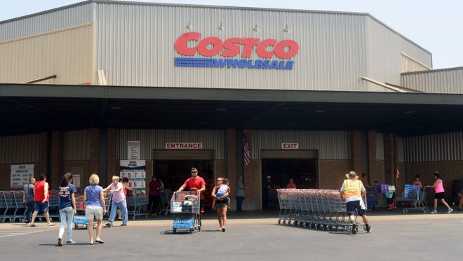Costco Wholesale in Visalia was given the Green Business Award  by the Visalia Environment committee.