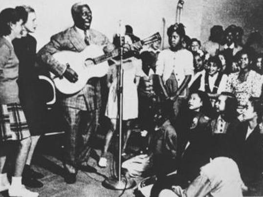 Good Night Irene >> Leadbetter leads way in area blues' history