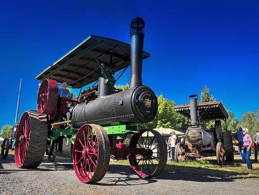Steam up 16