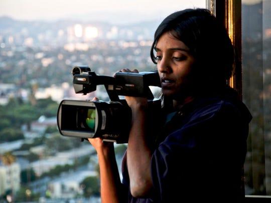 """Equity"" director Meera Menon, a native of Park Ridge in Bergen County."