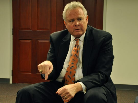 Rick Brewer, vice president of student affairs and athletics at Charleston (S.C.) Southern University, is the ninth president of Louisiana College, the private Baptist school in Pineville announced Thursday. He said his No. 1 job after taking office April 7 is to raise the profile and revenue of Louisiana College. He also plans to focus on the reaccrediting process with the Southern Association of College and Schools.