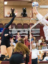 Florida State redshirt junior Christina Ambrose has