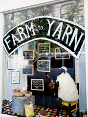 Purl's Yarn Emporium on Wall Street will carry locally sourced yarn that will benefit local nonprofits.