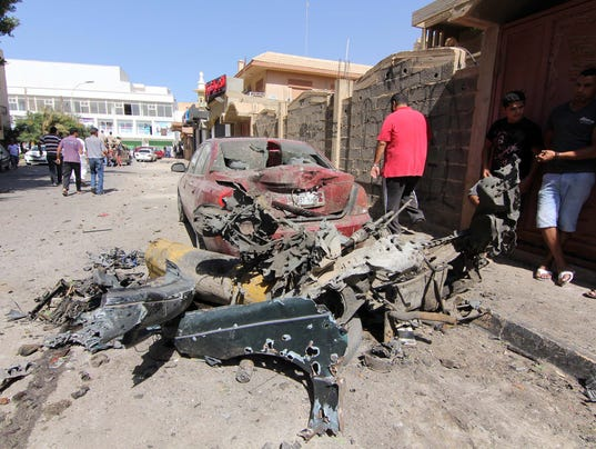 AP Mideast Libya